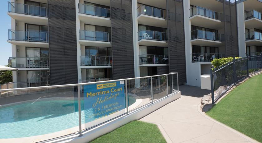 Merrima Court Holiday Apartments Kings Beach Facilities