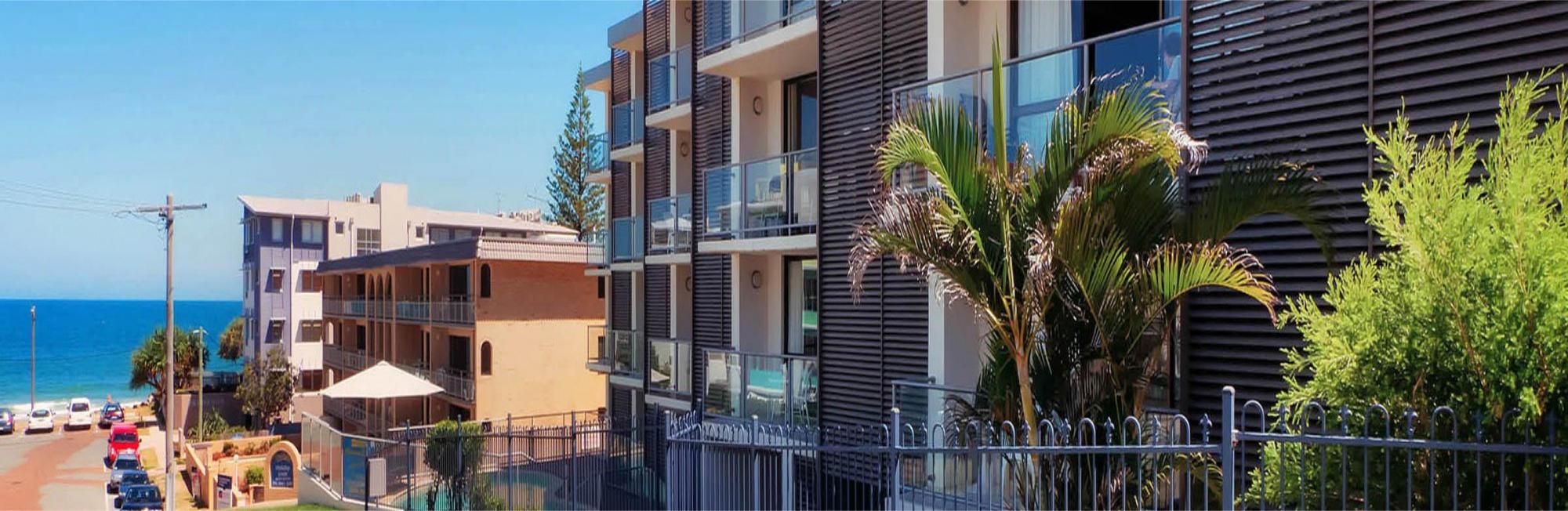 Caloundra Accommodation Kings Beach Apartments