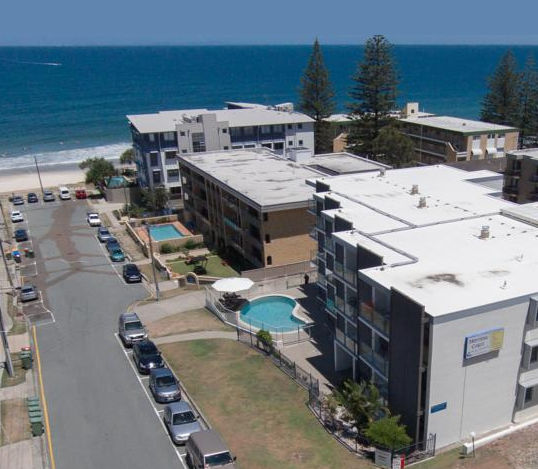Merrima Court Holiday Apartments 2 Minute Walk To Beach